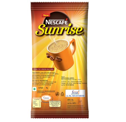 Nescafe Sunrise Premix for Vending Machine