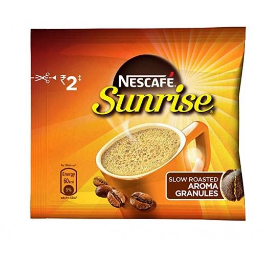 Nescafe Sunrise Sachet( 2 g X 50 )