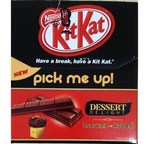 KitKat Desert Delight Brownie Kubes