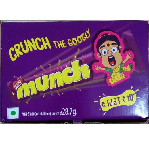 Munch Crunch the Googly