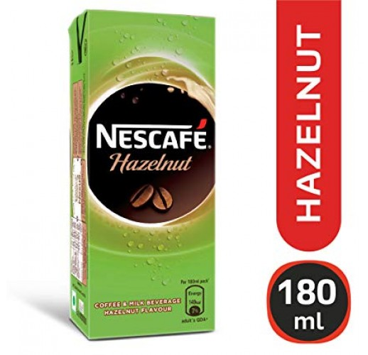 Nescafe RTD Hazelnut (30 X 180 ml )