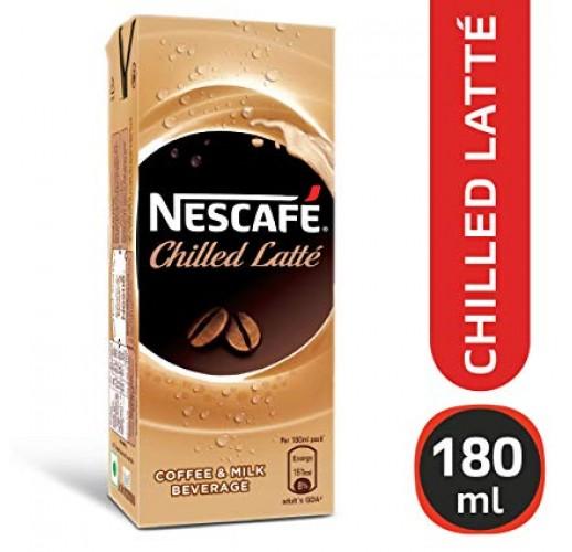 Nescafe RTD Latte (30 X 180 ml )