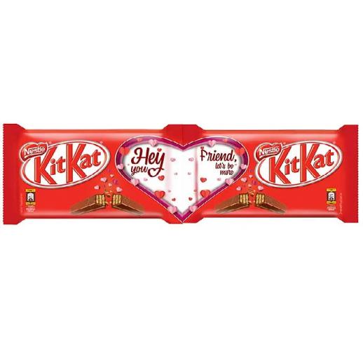Kitkat Valentine Pack