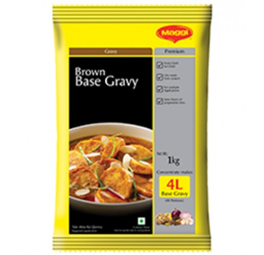 Maggi Brown Base Gravy