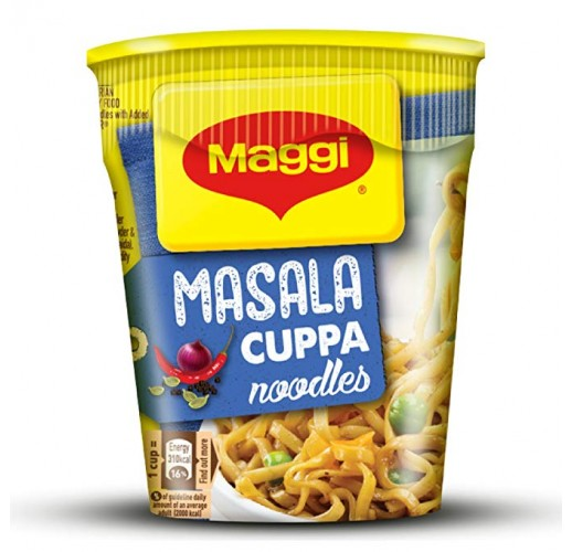 Maggi Cuppa Mania Yo Masala Noodles